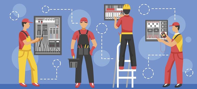 Guide To Electrical Safety Compliance Tpg Building